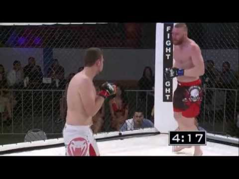 Super Fight League  42 | Bout - 2 | Steve 'The Consequence' Roy vs Dan Juricic
