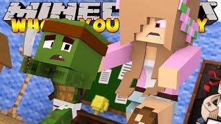 Minecraft Who