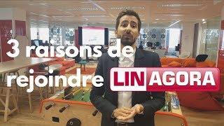 3 raisons de rejoindre LINAGORA ?