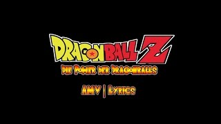 Dragonball Z: Die Power der Dragonballs [AMV] [+Lyrics]