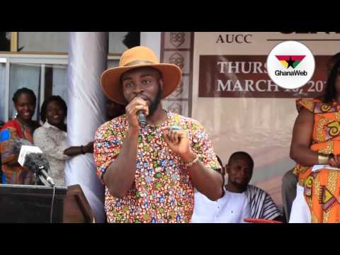 Ama Ata Aidoo inspired my 'No Where Cool' album - M.anifest