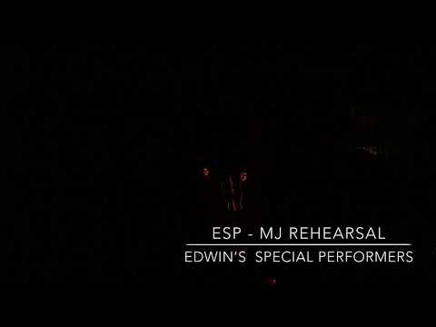ESP - MJ EDWIN'S SPECIAL PERFORMERS FL 25 REHEARSAL