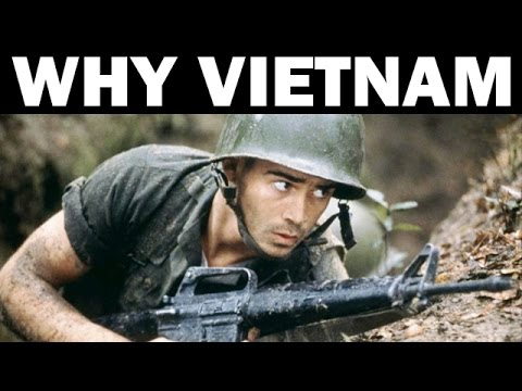 when managed usa go into that vietnam war