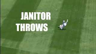 MLB | Janitor Throws thumbnail