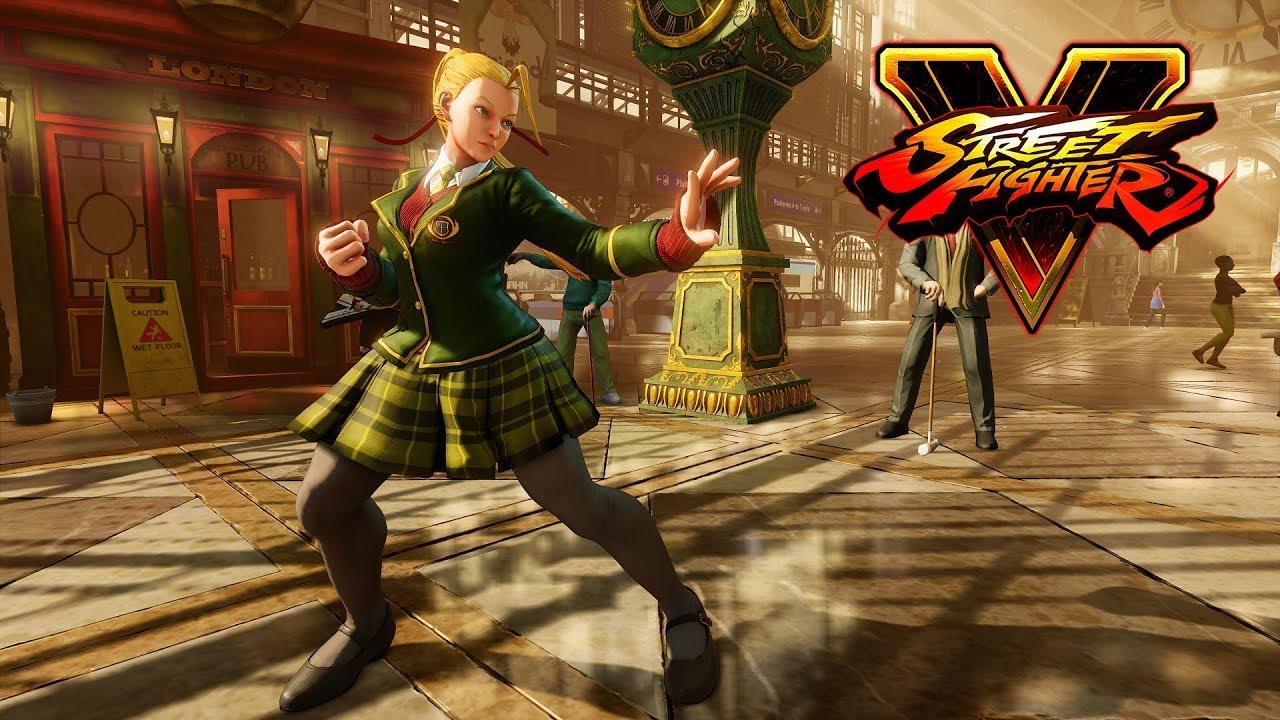 Street Fighter 5 Unlock Costumes