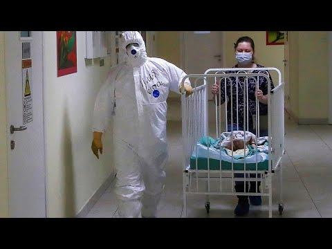 COVID-19 у детей. Как распознать болезнь?