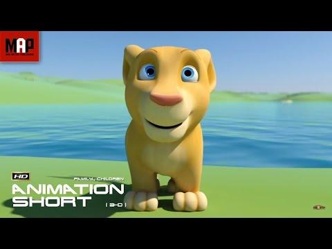 "CGI 3D Animated Short Film ""BIBI""- Funny Educational Cartoon for Kids by Joel Stutz"