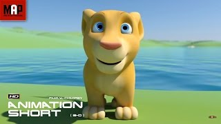 "CGI 3D Animated Short Film ""BIBI""- Funny Educational Cartoon for Kids by Joel Stutz"