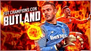 MI PRIMER FUT CHAMPIONS CON BUTLAND... !!!