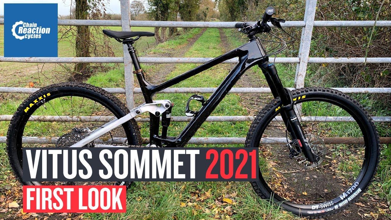 Vitus Sommet 2021: First Look   CRC  