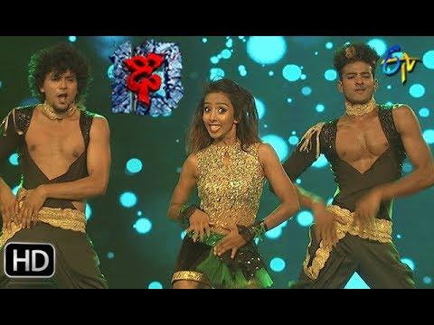 Aishwarya Performance   Dhee 10    11th July 2018   ETV Telugu
