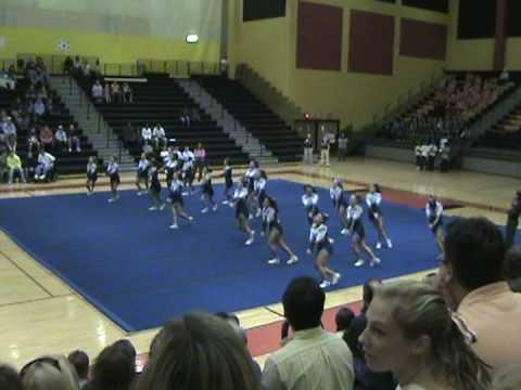 Chesapeake High School Cheerleading Youtube