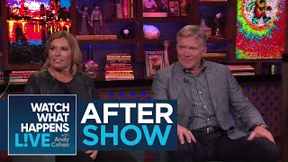 After Show: Which Crew Members Would Sandy Rehire? | #BelowDeckMed | WWHL