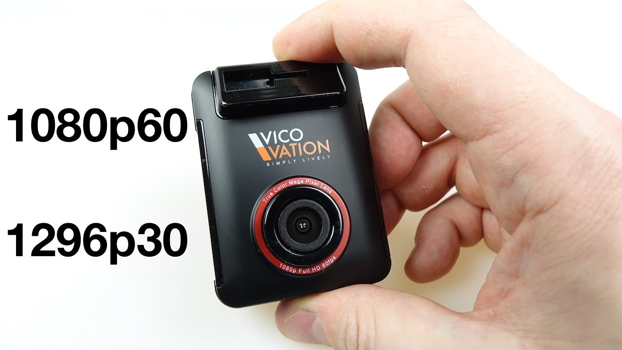 VICOVATION VICO-MARCUS3 CAR CAMCORDER DRIVERS (2019)