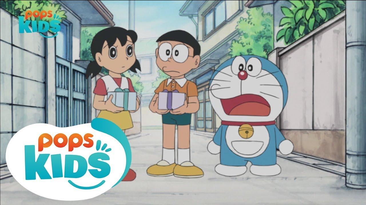 [S6] Hoạt Hình Doraemon Tiếng Việt – Sinh Nhật Đáng Sợ Của Jaian Phần 2