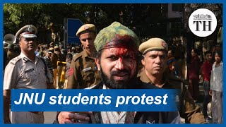 JNU student protests explained