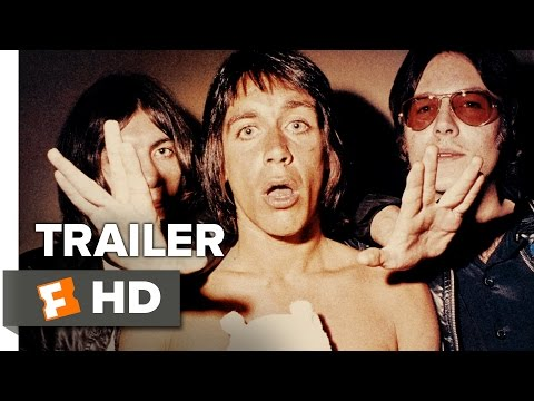 Gimme Danger Official Trailer 1 (2016) - Documentary