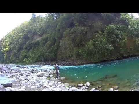 Tongariro Raft Fishing Dec 2014
