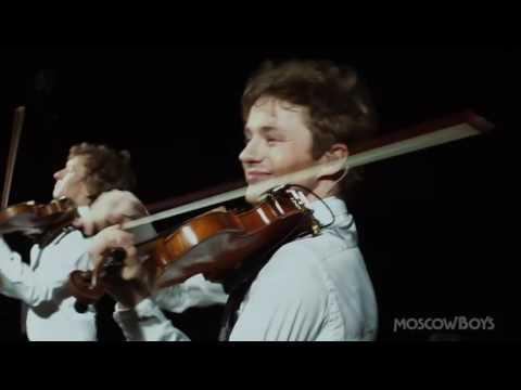 Концерт «MoscowBoys» в театре «Геликон-Опера»