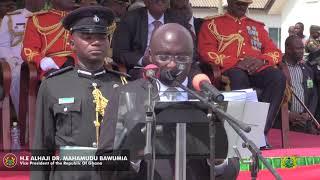 Ghana Military Academy Special Medical Graduation Parade