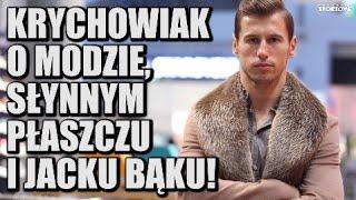 Grzegorz Krychowiak o modzie i słynnym płaszczu [ wywiad część 1 ]