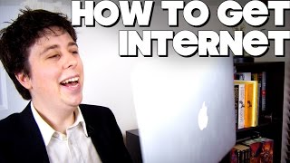 How To Get Internet, When You Don't Have Internet