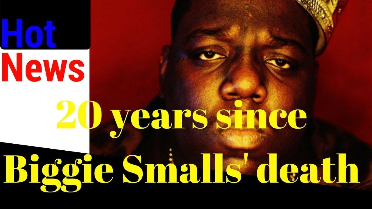 When Did Biggie Smalls Die