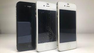Fixing three cheap broken iPhones