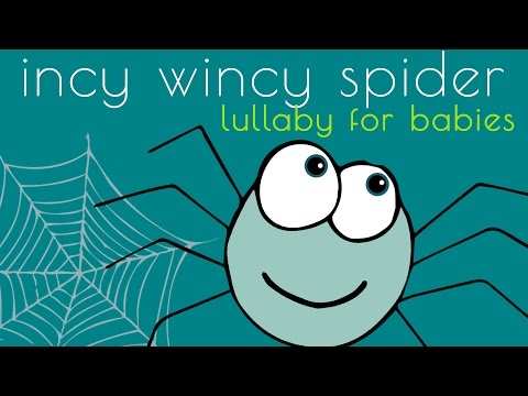 Incy Wincy Spider II Nursery Rhymes II Baby lullaby songs to go to sleep