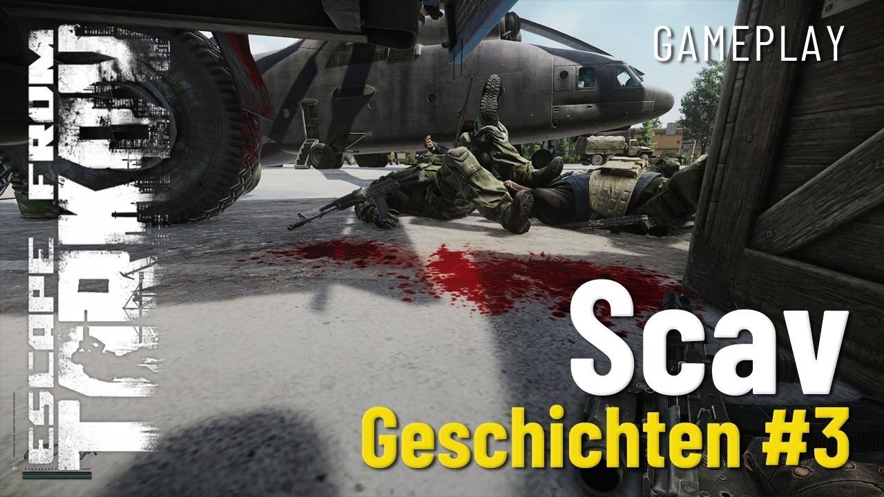 Scav Geschichten #3 - Escape from Tarkov - Gameplay (Deutsch)