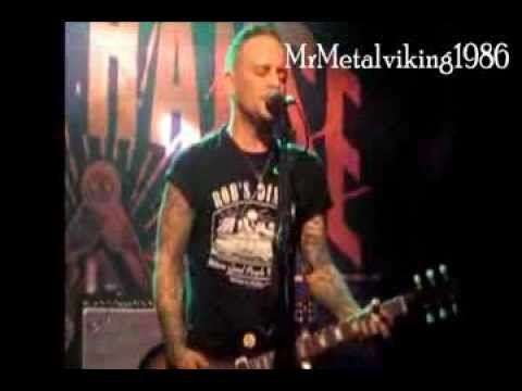 Dave Hause - Stockholm Syndrome @ The Garage, London Dec 6th 2013