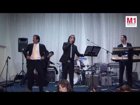 Six Legends of Assyrian Music Singing Together in Sydney