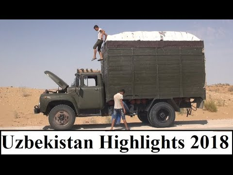 Central Asia / Uzbekistan (Highlights 2018) Part 31