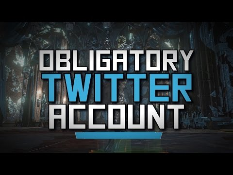 OBLIGATORY TWITTER VIDEO