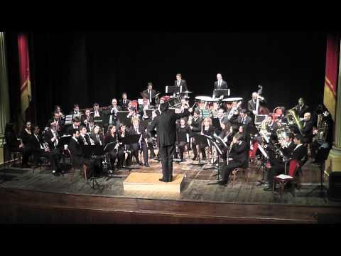 Orchestra di Fiati del Conservatorio S.Pietro A Majella - Rapsodia Patriottica
