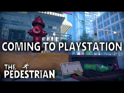Популярная головоломка The Pedestrian выйдет на Xbox One и Xbox Series