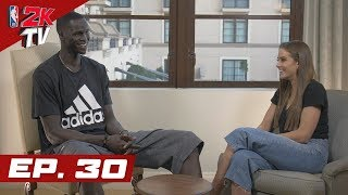 The Bucks' Thon Maker on his NBA Playstyle - NBA 2KTV S4. Ep.30