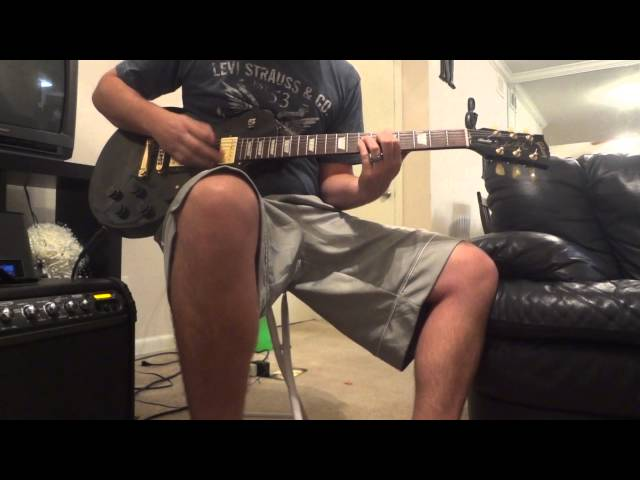 Wake Me Up - Avicii electric guitar cover Travel Video