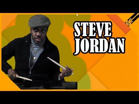 Steve Jordan: 3 Fat Funky Grooves - Jam Session