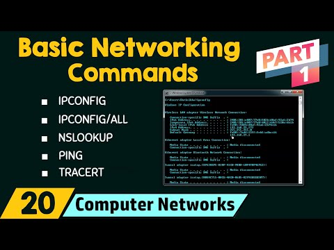 Basic Networking Commands