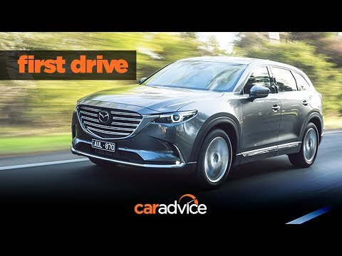 What s new 2019 Mazda CX 9 Review
