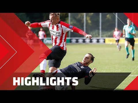Samenvatting: Jong PSV - Jong NEC