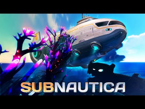 Subnautica - Fly Well! - NEW Updated Gun Disable Dialogue, Sunbeam Ending Changes & More! - Gameplay