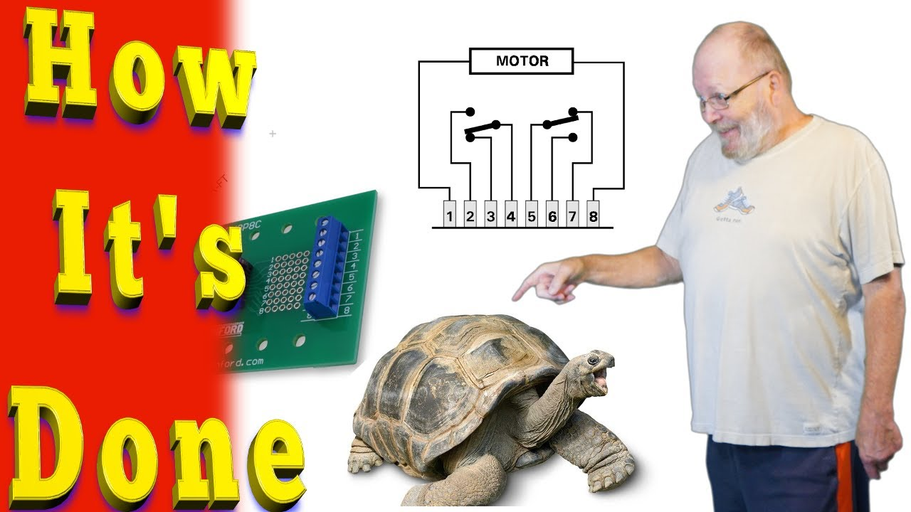 Tortoise Switch Machine Wiring Harness