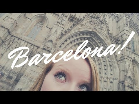 Come to Barcelona With Me!!!!!!!!!!!!