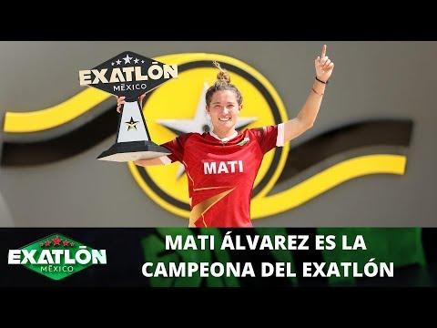 ¡Mati Álvarez se corona como campeona del Exatlón! | Episodio 153 | Exatlón México
