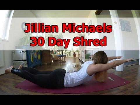Cvičení Jillian Michaels Level 1