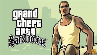 [PS2] Grand Theft Auto San Andreas