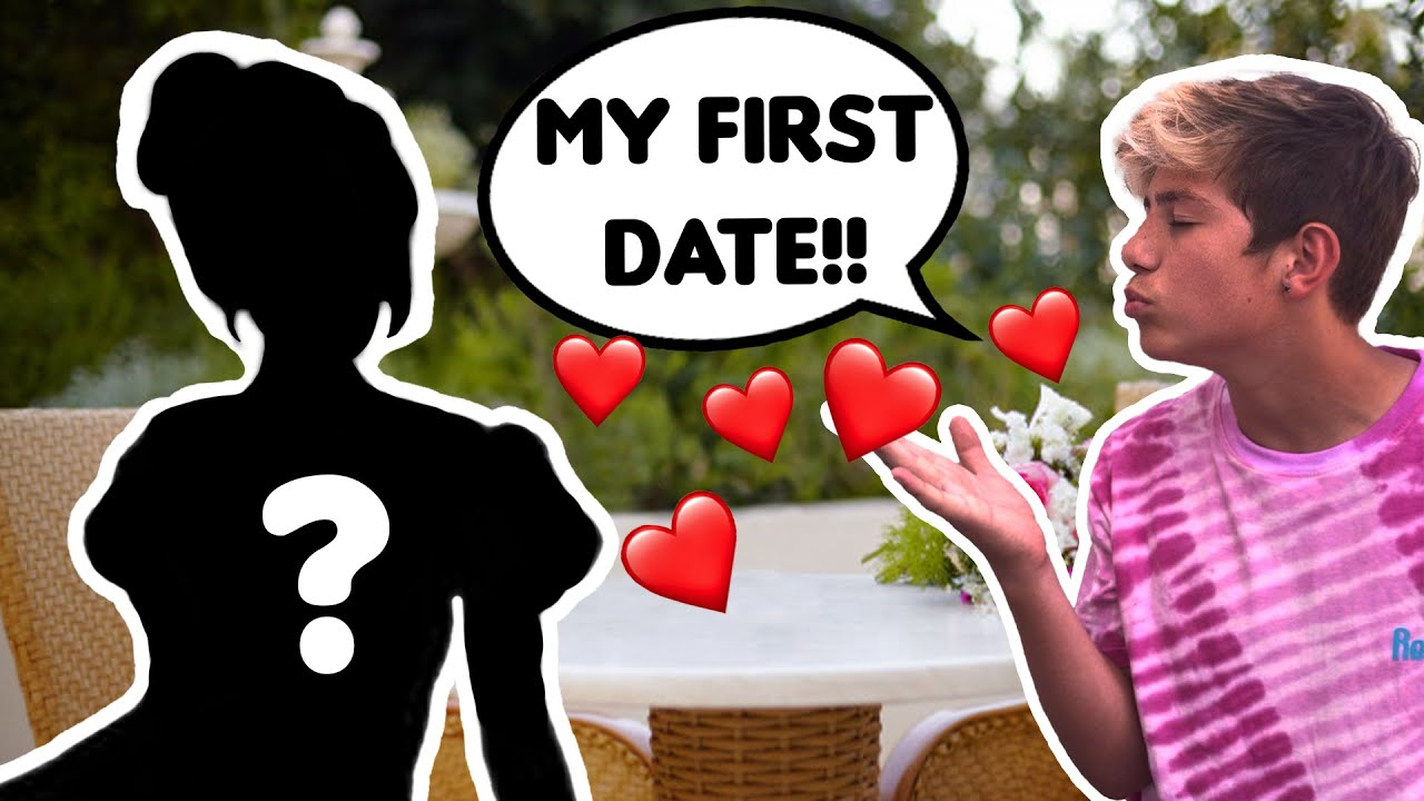 MY FIRST DATE **CRUSH KISS???**😍🙊😍 | Walker Bryant ft. Indi Star
