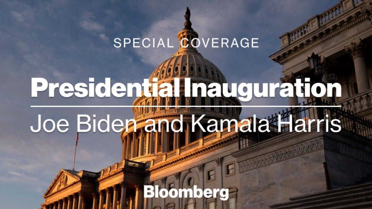 LIVE: Inauguration of 46th President Joe Biden and Vice President Kamala Harris